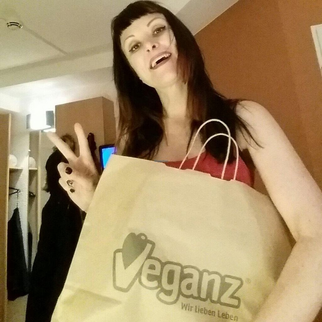 """Photo of Veganz - Schivelbeiner Strasse  by <a href=""""/members/profile/stephaniekh"""">stephaniekh</a> <br/>LOVE Veganz! <br/> January 10, 2015  - <a href='/contact/abuse/image/27300/90045'>Report</a>"""