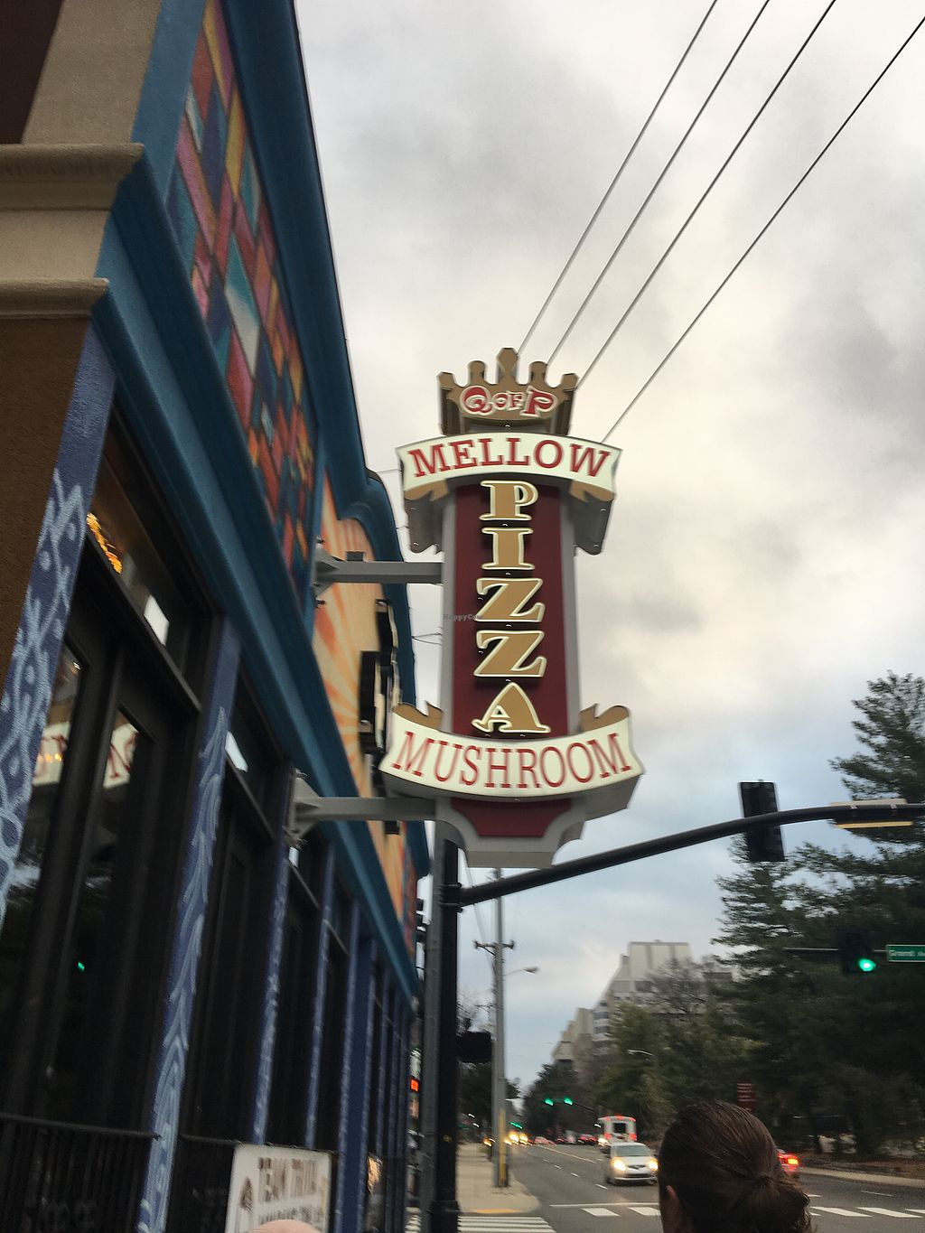 "Photo of Mellow Mushroom - 21 St Ave  by <a href=""/members/profile/Thepennsyltuckyvegan"">Thepennsyltuckyvegan</a> <br/>Storefront <br/> March 16, 2018  - <a href='/contact/abuse/image/27302/371474'>Report</a>"