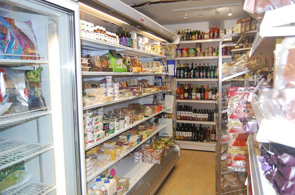 """Photo of Greenlands Wholefoods  by <a href=""""/members/profile/Clare"""">Clare</a> <br/>Wide selection of chilled products <br/> June 18, 2015  - <a href='/contact/abuse/image/27314/106409'>Report</a>"""