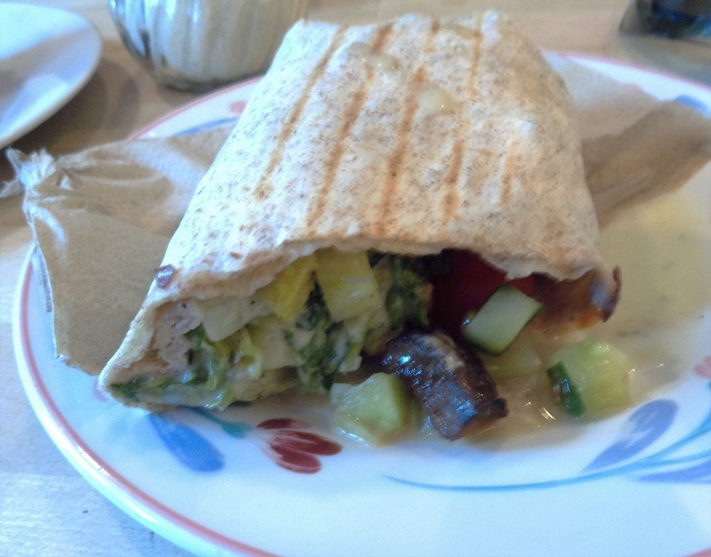 """Photo of Goodies Cafe - Veganz Schivelbeiner Str  by <a href=""""/members/profile/FlorMayana"""">FlorMayana</a> <br/>so Good!!! <br/> September 17, 2016  - <a href='/contact/abuse/image/27316/176347'>Report</a>"""
