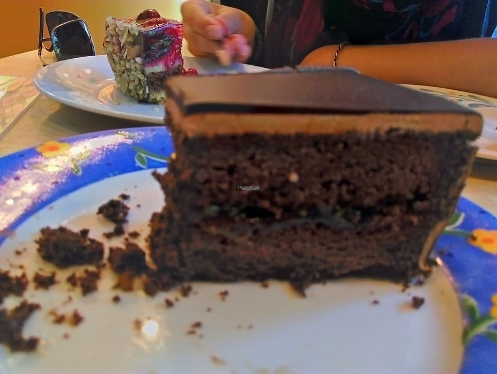 """Photo of Goodies Cafe - Veganz Schivelbeiner Str  by <a href=""""/members/profile/FlorMayana"""">FlorMayana</a> <br/>sooo good!! <br/> September 17, 2016  - <a href='/contact/abuse/image/27316/176350'>Report</a>"""