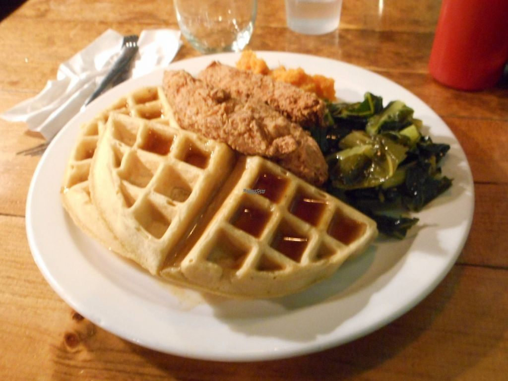 """Photo of The Hogtown Vegan  by <a href=""""/members/profile/Mu"""">Mu</a> <br/>waffles <br/> November 28, 2016  - <a href='/contact/abuse/image/27318/195400'>Report</a>"""