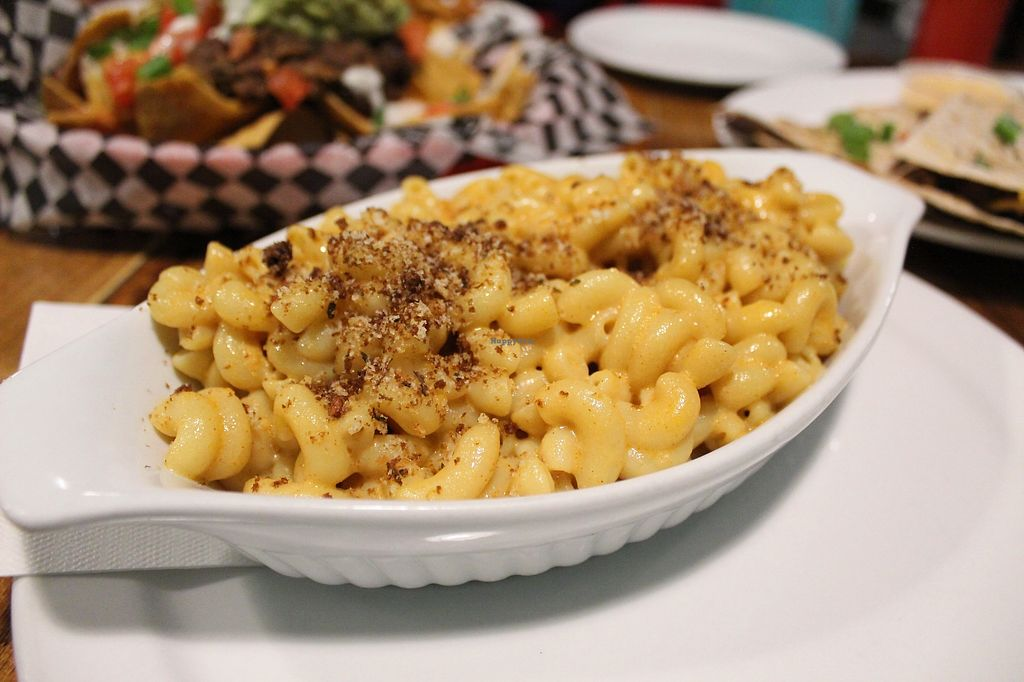 """Photo of The Hogtown Vegan  by <a href=""""/members/profile/MSVeganGal"""">MSVeganGal</a> <br/>Mac 'n cheese <br/> March 7, 2018  - <a href='/contact/abuse/image/27318/367843'>Report</a>"""