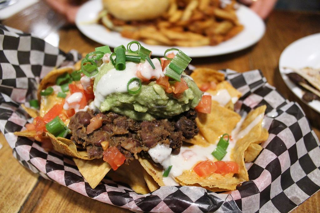 """Photo of The Hogtown Vegan  by <a href=""""/members/profile/MSVeganGal"""">MSVeganGal</a> <br/>Nachos <br/> March 7, 2018  - <a href='/contact/abuse/image/27318/367844'>Report</a>"""