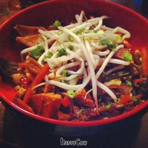 "Photo of Sticky Rice  by <a href=""/members/profile/ohemgee"">ohemgee</a> <br/>Tofu teryaki bowl <br/> September 13, 2012  - <a href='/contact/abuse/image/27322/37814'>Report</a>"