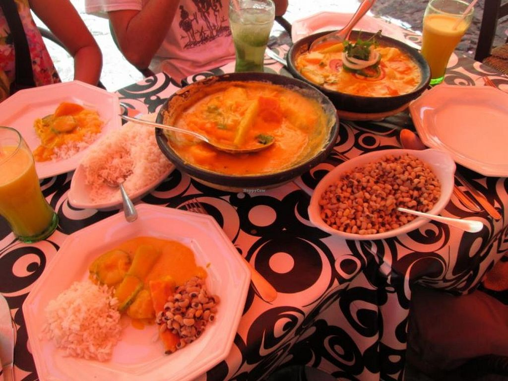 """Photo of Bar Zulu  by <a href=""""/members/profile/choogirl"""">choogirl</a> <br/>Vegan Bahia food <br/> January 17, 2014  - <a href='/contact/abuse/image/27323/62670'>Report</a>"""