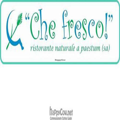 """Photo of Che Fresco at Hotel Calypso  by <a href=""""/members/profile/Calypso%20Paestum"""">Calypso Paestum</a> <br/>'Che fresco!' is waiting for gentle guests in love with nature. On the sea, healthy cuisine with best organic ingredients from Cilento National Park <br/> July 7, 2011  - <a href='/contact/abuse/image/27333/9552'>Report</a>"""
