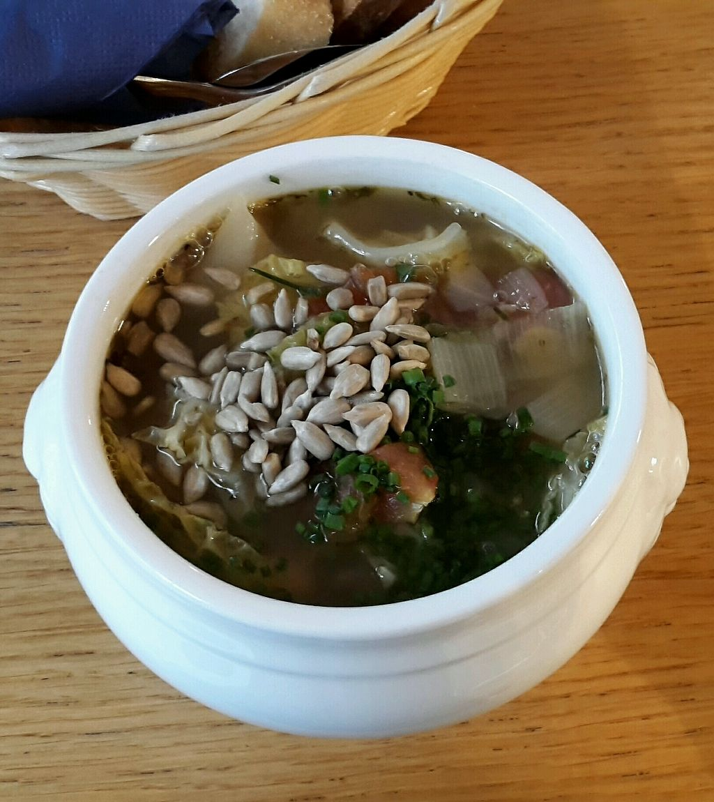 """Photo of Souperie  by <a href=""""/members/profile/Wilkou"""">Wilkou</a> <br/>Bohnensuppe <br/> November 11, 2017  - <a href='/contact/abuse/image/27337/324331'>Report</a>"""