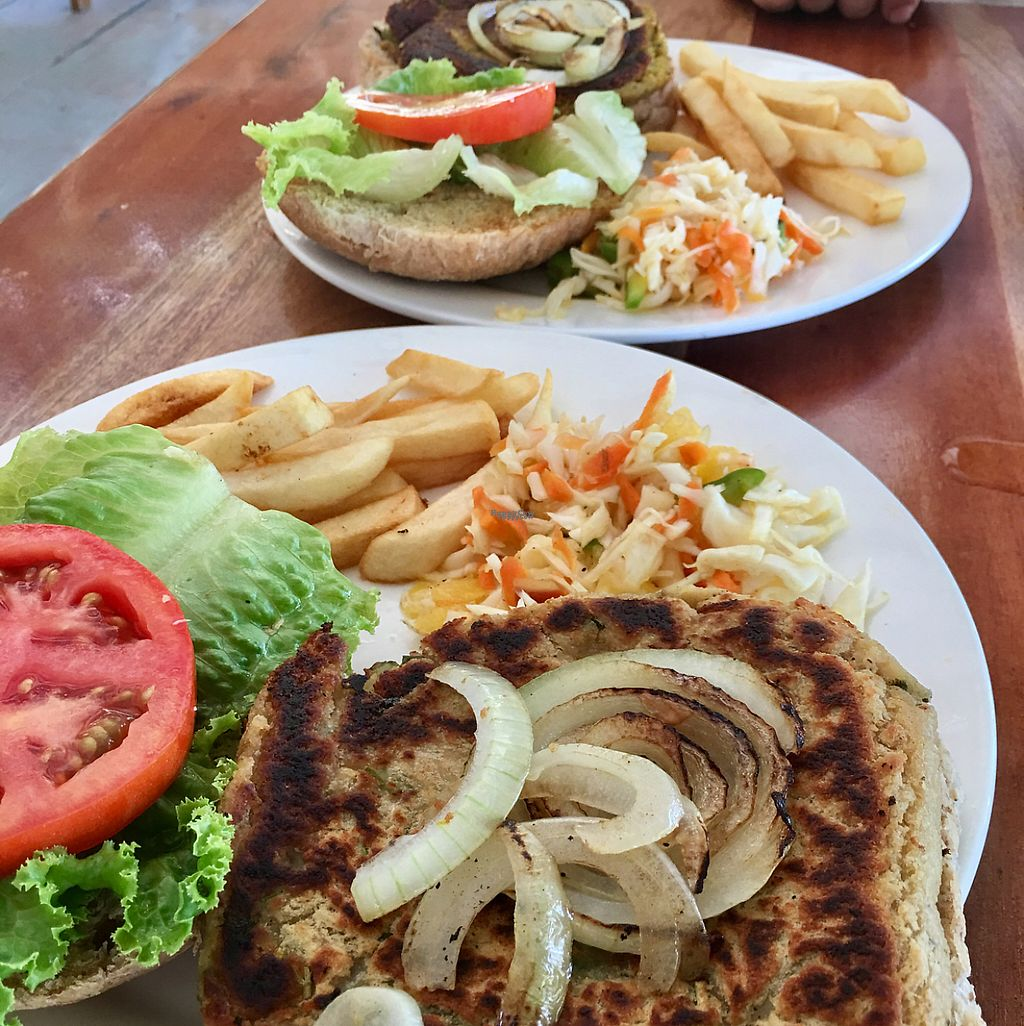 """Photo of The Shak - Beach Cafe  by <a href=""""/members/profile/AnnFromIllinois"""">AnnFromIllinois</a> <br/>burgers <br/> April 30, 2017  - <a href='/contact/abuse/image/27343/254257'>Report</a>"""