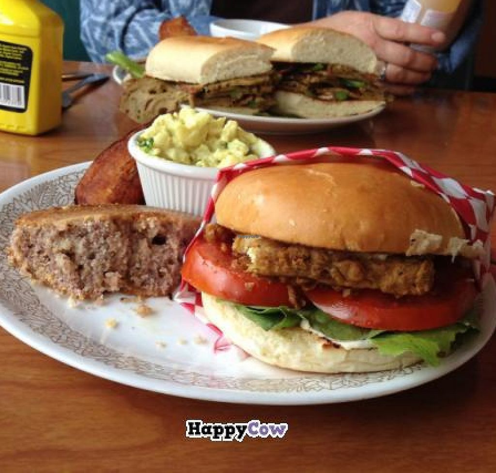 """Photo of Cornbread Cafe  by <a href=""""/members/profile/JamesDaniels"""">JamesDaniels</a> <br/>Phish Sammy <br/> August 1, 2013  - <a href='/contact/abuse/image/27352/218869'>Report</a>"""