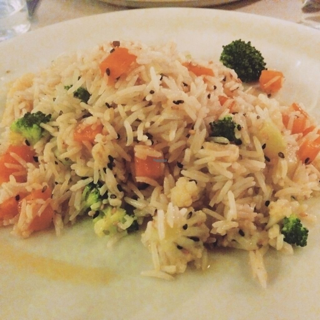 "Photo of 5 e Cinque  by <a href=""/members/profile/jord_aka"">jord_aka</a> <br/>Basmati with broccoli, carrot, cauliflower and sesame <br/> February 26, 2017  - <a href='/contact/abuse/image/27358/230723'>Report</a>"