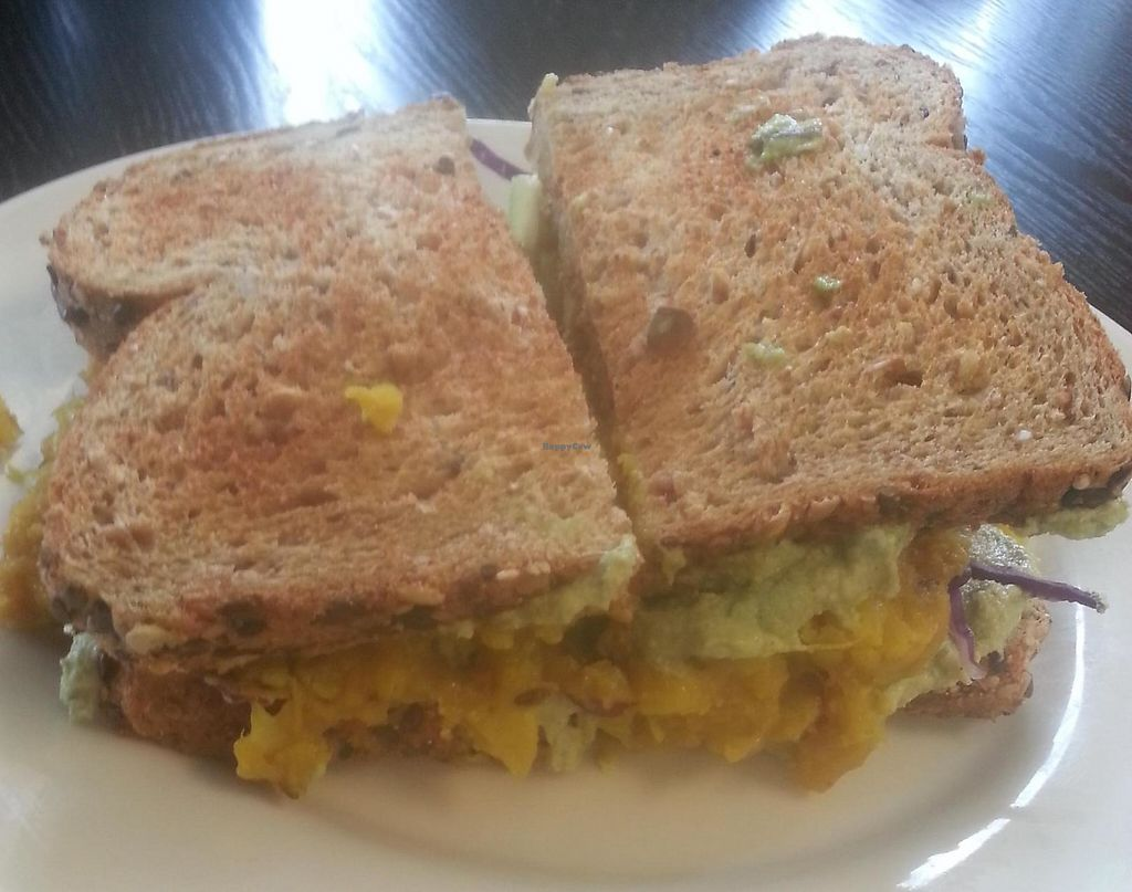 """Photo of CLOSED: Baagan  by <a href=""""/members/profile/LindaDunlapOliva"""">LindaDunlapOliva</a> <br/>Best panini ever. I would have never thought to put curry in bread <br/> March 3, 2015  - <a href='/contact/abuse/image/27372/194247'>Report</a>"""