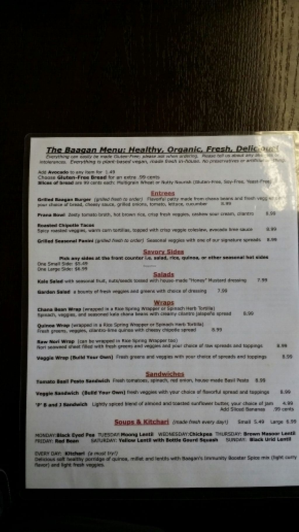 """Photo of CLOSED: Baagan  by <a href=""""/members/profile/catbone"""">catbone</a> <br/>The Baagan Menu <br/> February 15, 2016  - <a href='/contact/abuse/image/27372/194250'>Report</a>"""