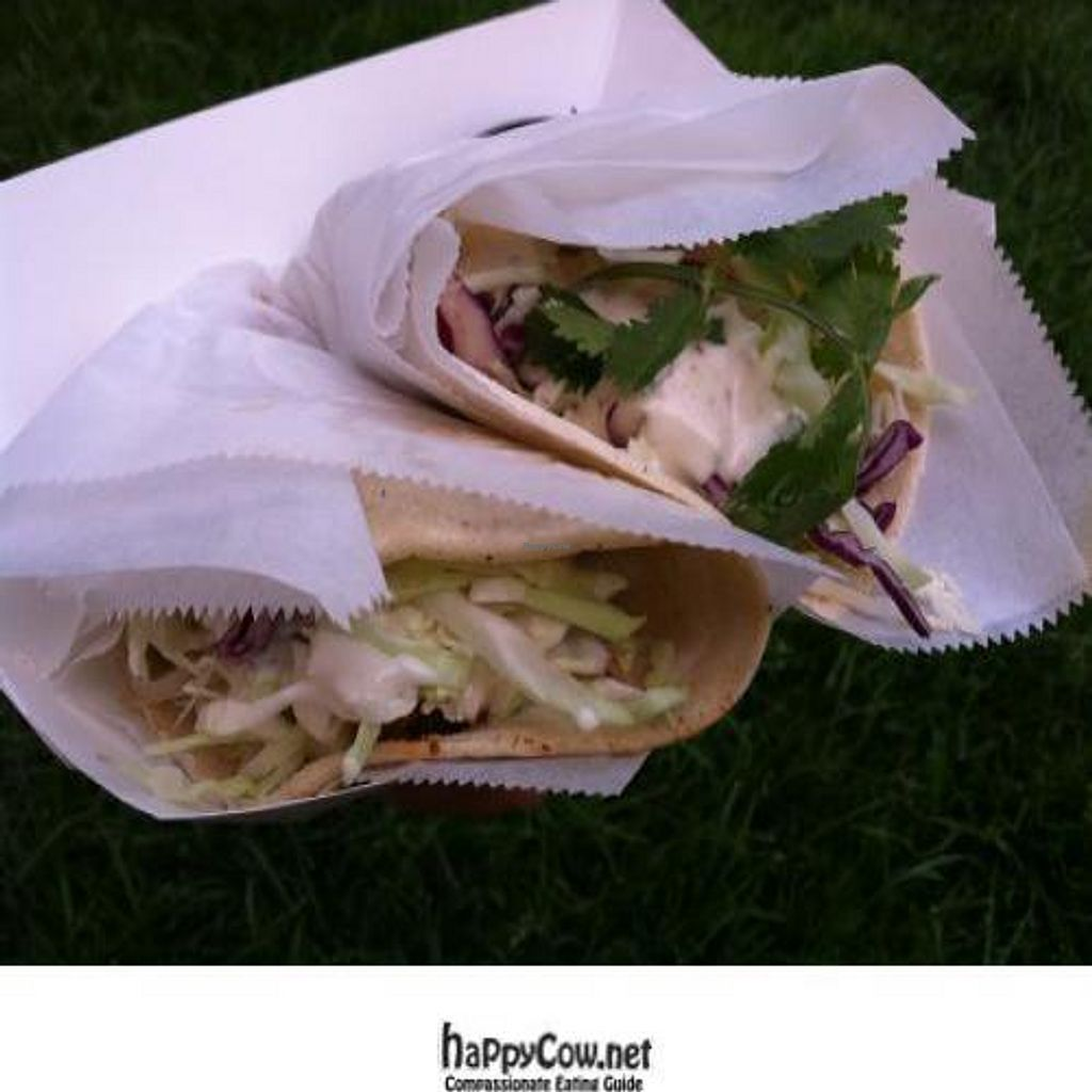 """Photo of CLOSED: Union Street Eats - Food Truck  by <a href=""""/members/profile/Meggie%20and%20Ben"""">Meggie and Ben</a> <br/>Taco Barbacoa, Taco La Paz <br/> January 19, 2012  - <a href='/contact/abuse/image/27422/25354'>Report</a>"""