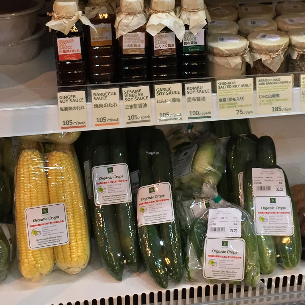 """Photo of Sustaina  by <a href=""""/members/profile/MyVeganJoy"""">MyVeganJoy</a> <br/>own farm organic veggies and miso <br/> December 24, 2016  - <a href='/contact/abuse/image/27429/204458'>Report</a>"""
