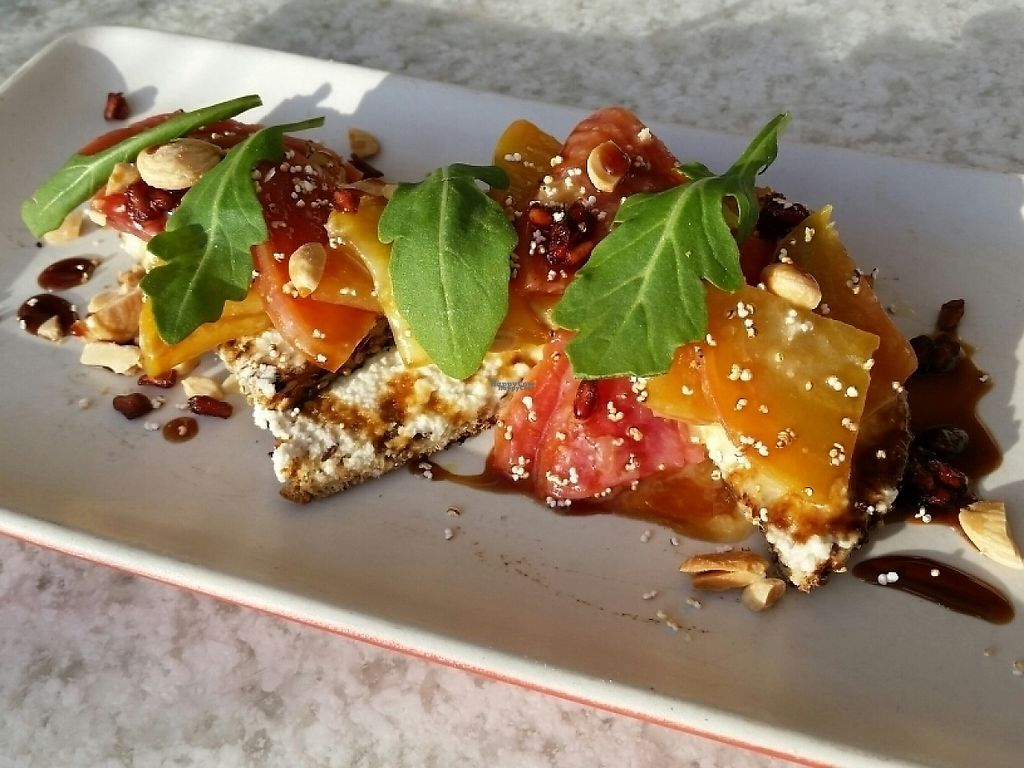 "Photo of True Food Kitchen  by <a href=""/members/profile/eric"">eric</a> <br/>beet bruschetta <br/> December 14, 2016  - <a href='/contact/abuse/image/27441/201098'>Report</a>"