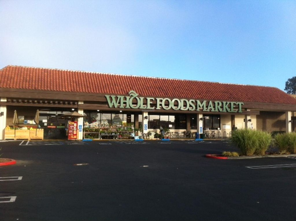 """Photo of Whole Foods Market  by <a href=""""/members/profile/H"""">H</a> <br/>outside <br/> January 23, 2014  - <a href='/contact/abuse/image/27461/62986'>Report</a>"""