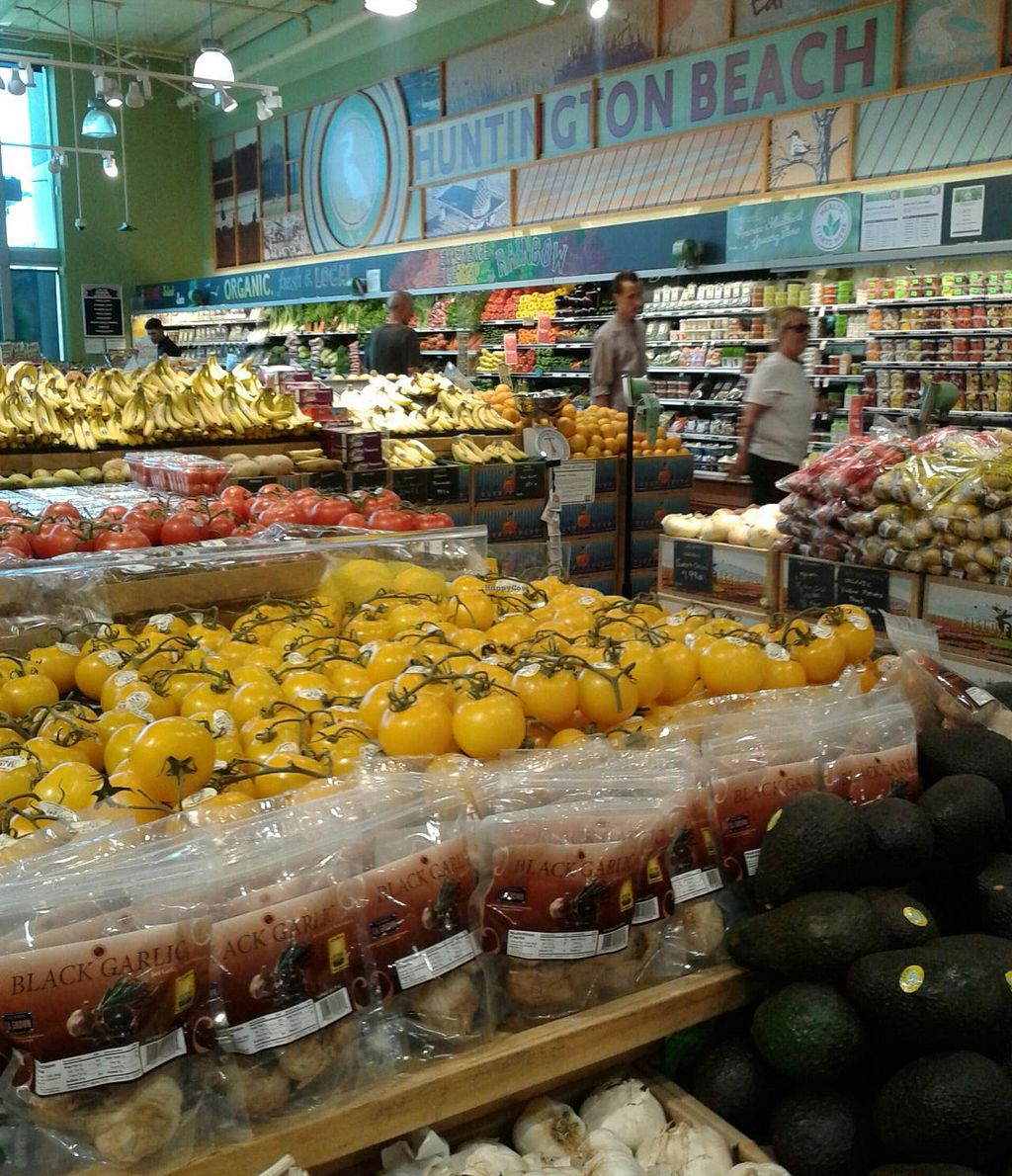 "Photo of Whole Foods Market  by <a href=""/members/profile/chobesoy"">chobesoy</a> <br/>produce!  <br/> May 16, 2014  - <a href='/contact/abuse/image/27472/70110'>Report</a>"