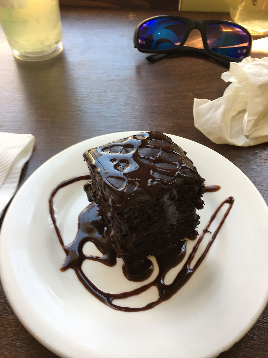 """Photo of Loving Hut  by <a href=""""/members/profile/Rsonnen"""">Rsonnen</a> <br/>chocolate cake  <br/> August 22, 2017  - <a href='/contact/abuse/image/27481/296015'>Report</a>"""
