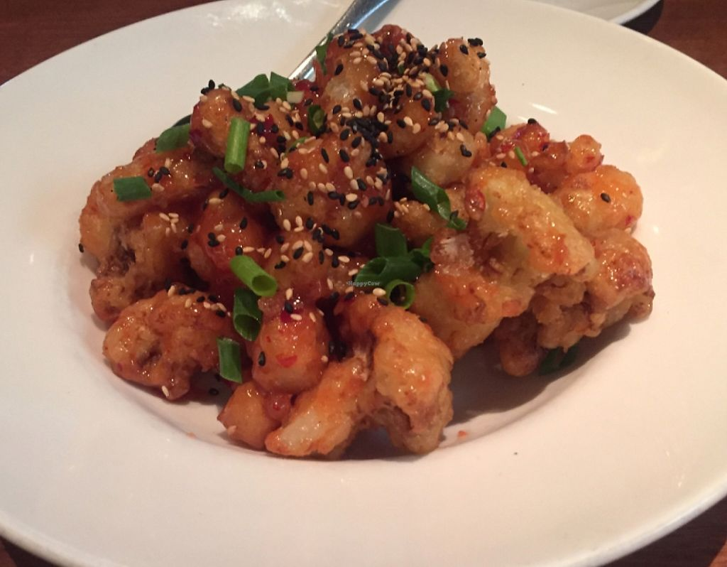 "Photo of Sublime Restaurant and Bar  by <a href=""/members/profile/Amandaporter"">Amandaporter</a> <br/>fried cauliflower - tasted like General Gau's Chicken would  <br/> April 24, 2016  - <a href='/contact/abuse/image/2749/195590'>Report</a>"