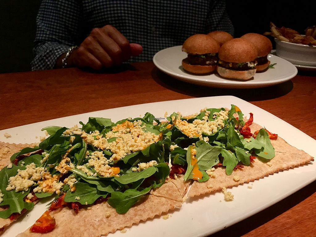 "Photo of Sublime Restaurant and Bar  by <a href=""/members/profile/melissapedroso"">melissapedroso</a> <br/>arugula flat bread <br/> July 22, 2017  - <a href='/contact/abuse/image/2749/283093'>Report</a>"