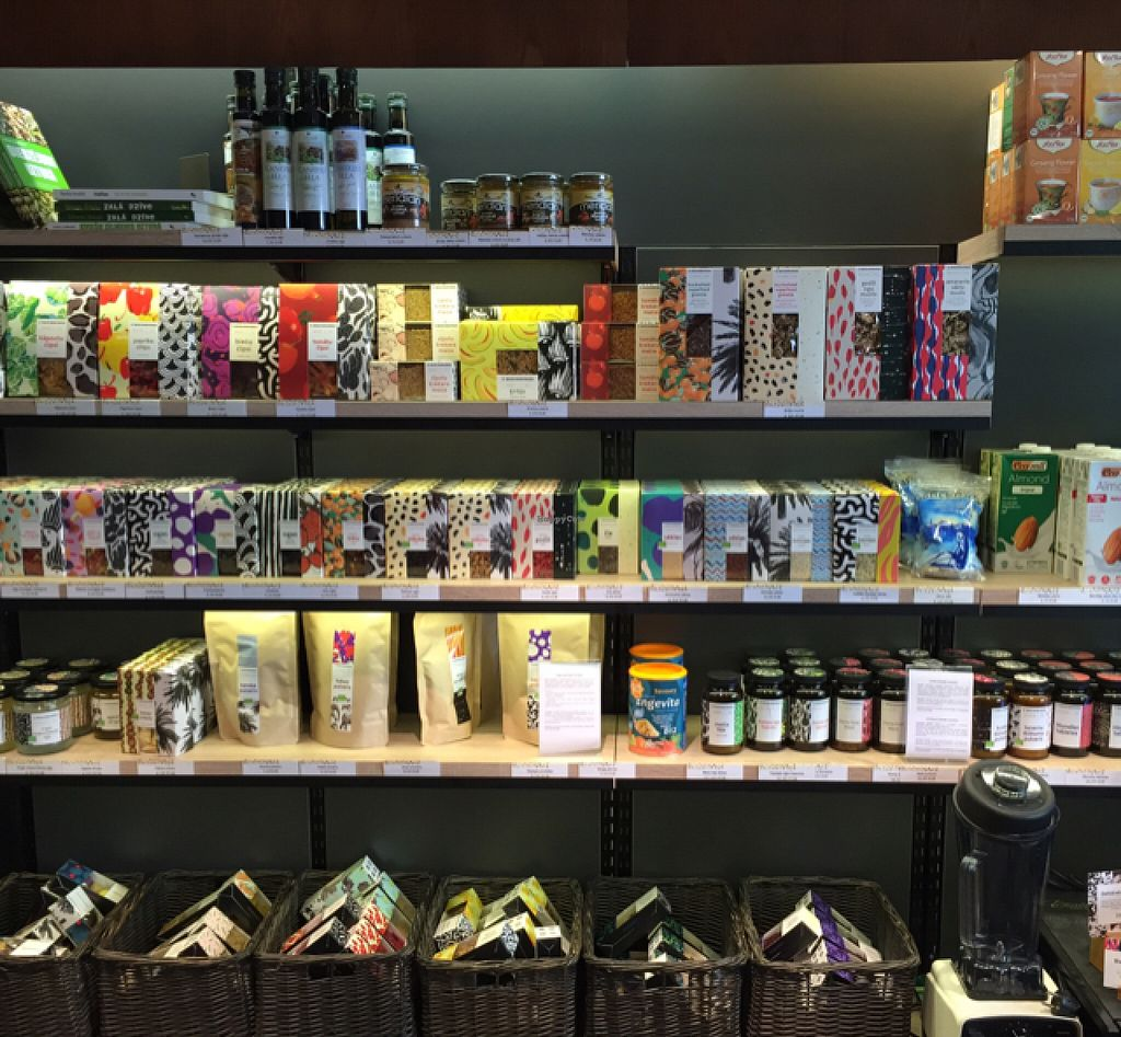 """Photo of The Beginnings - Skolas  by <a href=""""/members/profile/TheEverydayVegan"""">TheEverydayVegan</a> <br/>healthy shop area <br/> August 11, 2015  - <a href='/contact/abuse/image/27538/113189'>Report</a>"""