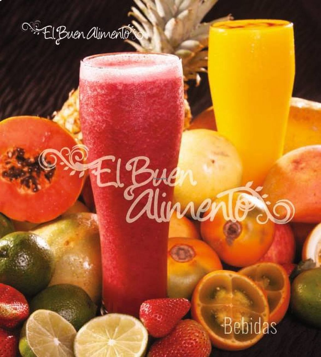 """Photo of El Buen Alimento  by <a href=""""/members/profile/el%20buen%20alimento"""">el buen alimento</a> <br/>JUGOS 100% NATURALES <br/> August 20, 2015  - <a href='/contact/abuse/image/27563/114445'>Report</a>"""