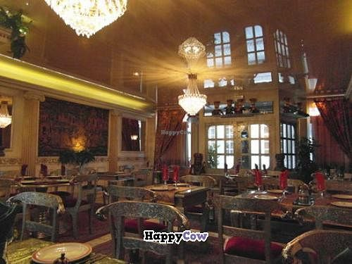 """Photo of Maharajare  by <a href=""""/members/profile/Pamina"""">Pamina</a> <br/>Inside the restaurant <br/> October 27, 2013  - <a href='/contact/abuse/image/27644/57359'>Report</a>"""