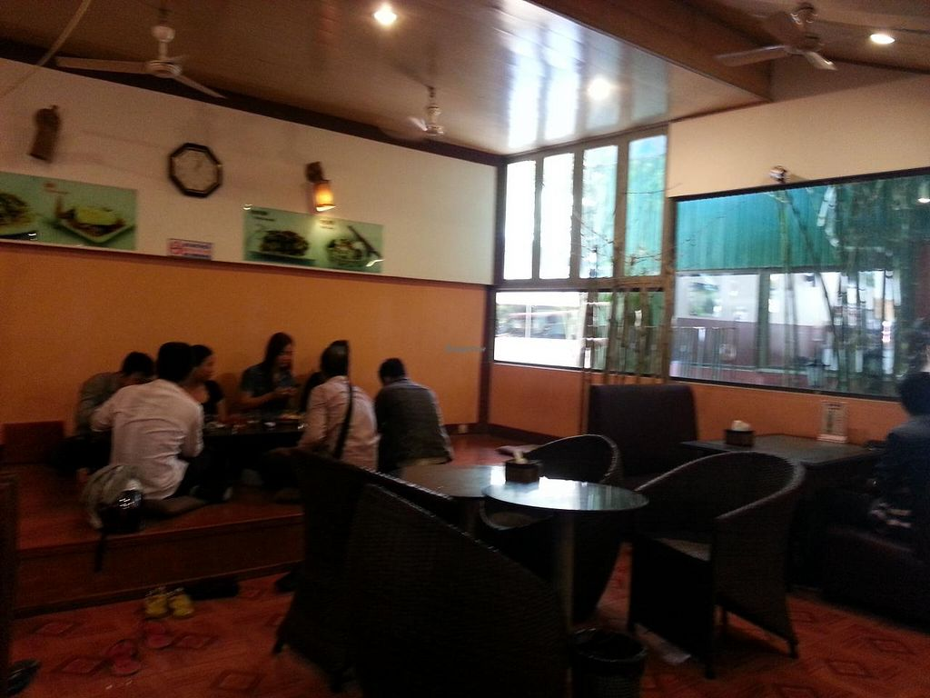 """Photo of Lunar Cafe  by <a href=""""/members/profile/MMills"""">MMills</a> <br/>Rear seating  <br/> June 9, 2015  - <a href='/contact/abuse/image/27681/105259'>Report</a>"""