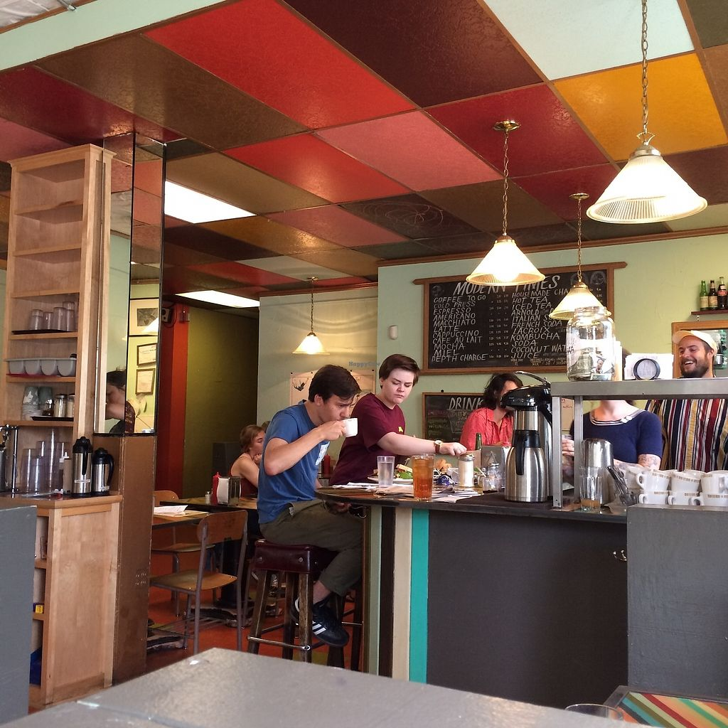 "Photo of Modern Times Cafe  by <a href=""/members/profile/KatieBush"">KatieBush</a> <br/>interior <br/> September 18, 2017  - <a href='/contact/abuse/image/27689/305846'>Report</a>"
