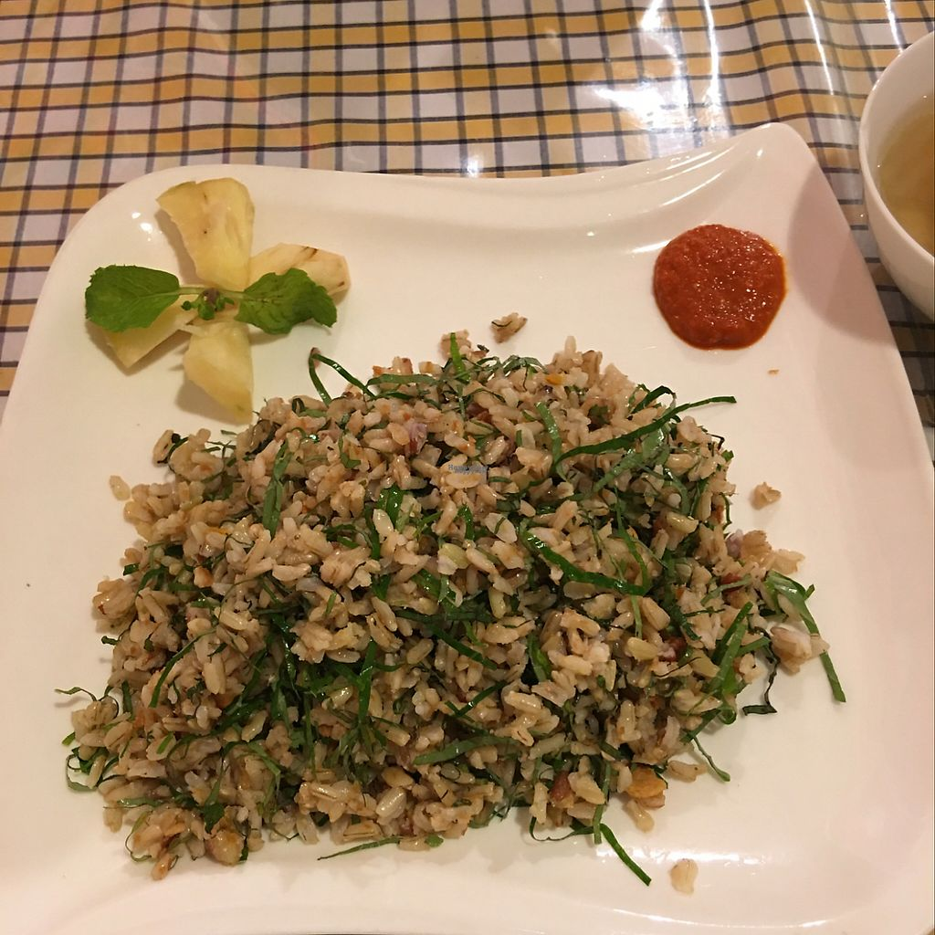 """Photo of The Leaf Healthy House  by <a href=""""/members/profile/Vegeson"""">Vegeson</a> <br/>Nasi ulam  <br/> January 10, 2017  - <a href='/contact/abuse/image/27692/210332'>Report</a>"""