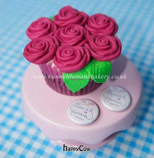 """Photo of Hannah Banana Bakery  by <a href=""""/members/profile/Hannah%20Southcoast"""">Hannah Southcoast</a> <br/>Vegan cupcake <br/> February 1, 2013  - <a href='/contact/abuse/image/27701/43632'>Report</a>"""