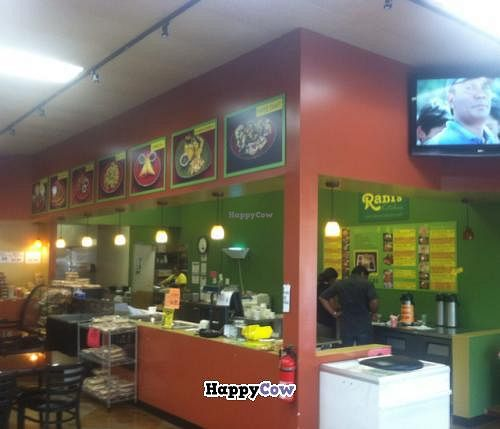 """Photo of Rani's World Foods Kitchen  by <a href=""""/members/profile/Vegan%20Vagabond"""">Vegan Vagabond</a> <br/>inside <br/> October 31, 2013  - <a href='/contact/abuse/image/27704/57659'>Report</a>"""