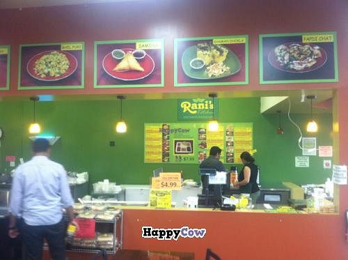 """Photo of Rani's World Foods Kitchen  by <a href=""""/members/profile/Vegan%20Vagabond"""">Vegan Vagabond</a> <br/>inside <br/> October 31, 2013  - <a href='/contact/abuse/image/27704/57660'>Report</a>"""