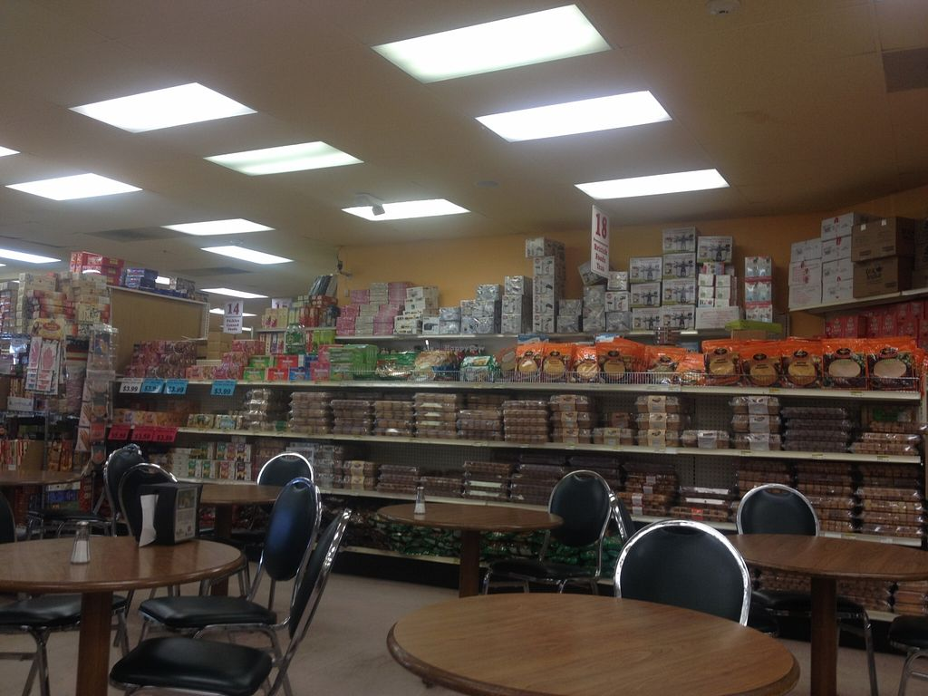 "Photo of Rani's World Foods  by <a href=""/members/profile/vegan_ryan"" class=""title__title"">vegan_ryan</a> <br/>Dining area <br/> December 13, 2015  - <a href='/contact/abuse/image/27706/128262'>Report</a>"