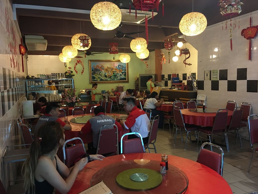 """Photo of Tin Sum Vegetarian Restaurant  by <a href=""""/members/profile/JeppoMAX"""">JeppoMAX</a> <br/>Interior <br/> March 16, 2018  - <a href='/contact/abuse/image/27719/371286'>Report</a>"""