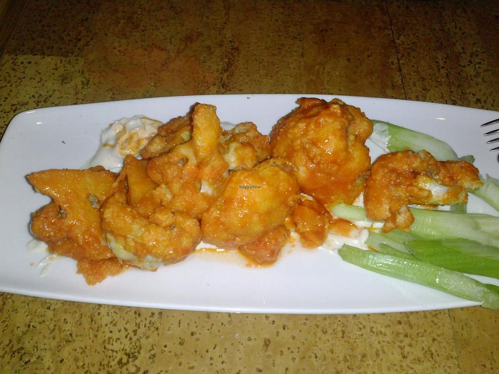 """Photo of Mohawk Bend  by <a href=""""/members/profile/Sonja%20and%20Dirk"""">Sonja and Dirk</a> <br/>buffalo cauliflower <br/> January 3, 2015  - <a href='/contact/abuse/image/27727/89429'>Report</a>"""