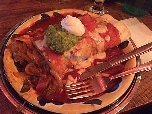 "Photo of El Pancho  by <a href=""/members/profile/MeganSchlanker"">MeganSchlanker</a> <br/>Veg burrito <br/> July 6, 2017  - <a href='/contact/abuse/image/27766/277325'>Report</a>"