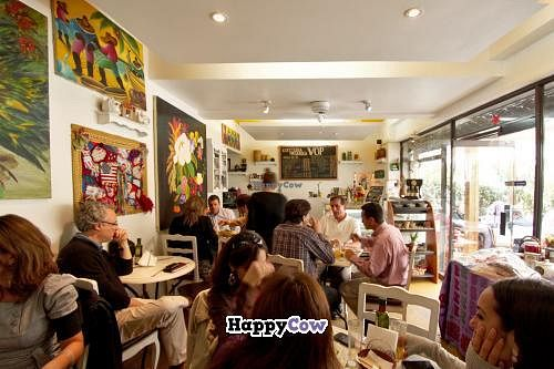 """Photo of V.O.P. - Very Organic People  by <a href=""""/members/profile/VopVeryorganicpeople"""">VopVeryorganicpeople</a> <br/>Lunch time A litle Coffee palease, lovely Fresh Frut juce <br/> November 17, 2013  - <a href='/contact/abuse/image/27803/58649'>Report</a>"""