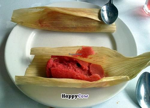 "Photo of Mestizo Restaurant and Tequila Bar  by <a href=""/members/profile/SplashWellyKid"">SplashWellyKid</a> <br/>Tamales de Dulces - today's choice of 2 sweet tamales