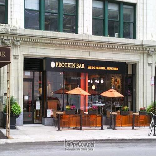 """Photo of Protein Bar - River North  by <a href=""""/members/profile/happycowgirl"""">happycowgirl</a> <br/> August 28, 2011  - <a href='/contact/abuse/image/27840/10300'>Report</a>"""