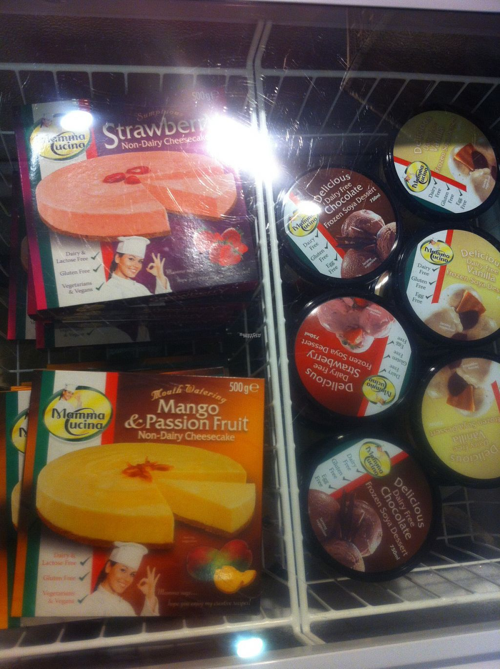 """Photo of Sund Fornuft  by <a href=""""/members/profile/piffelina"""">piffelina</a> <br/>Vegan ice cream and cheese cakes! <br/> August 2, 2016  - <a href='/contact/abuse/image/27853/164704'>Report</a>"""