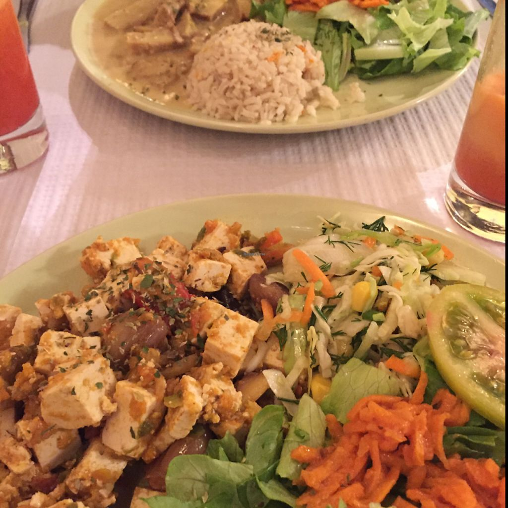 """Photo of Oasis Vegetariano  by <a href=""""/members/profile/onajourney"""">onajourney</a> <br/>delicious!  <br/> June 4, 2017  - <a href='/contact/abuse/image/27871/265801'>Report</a>"""