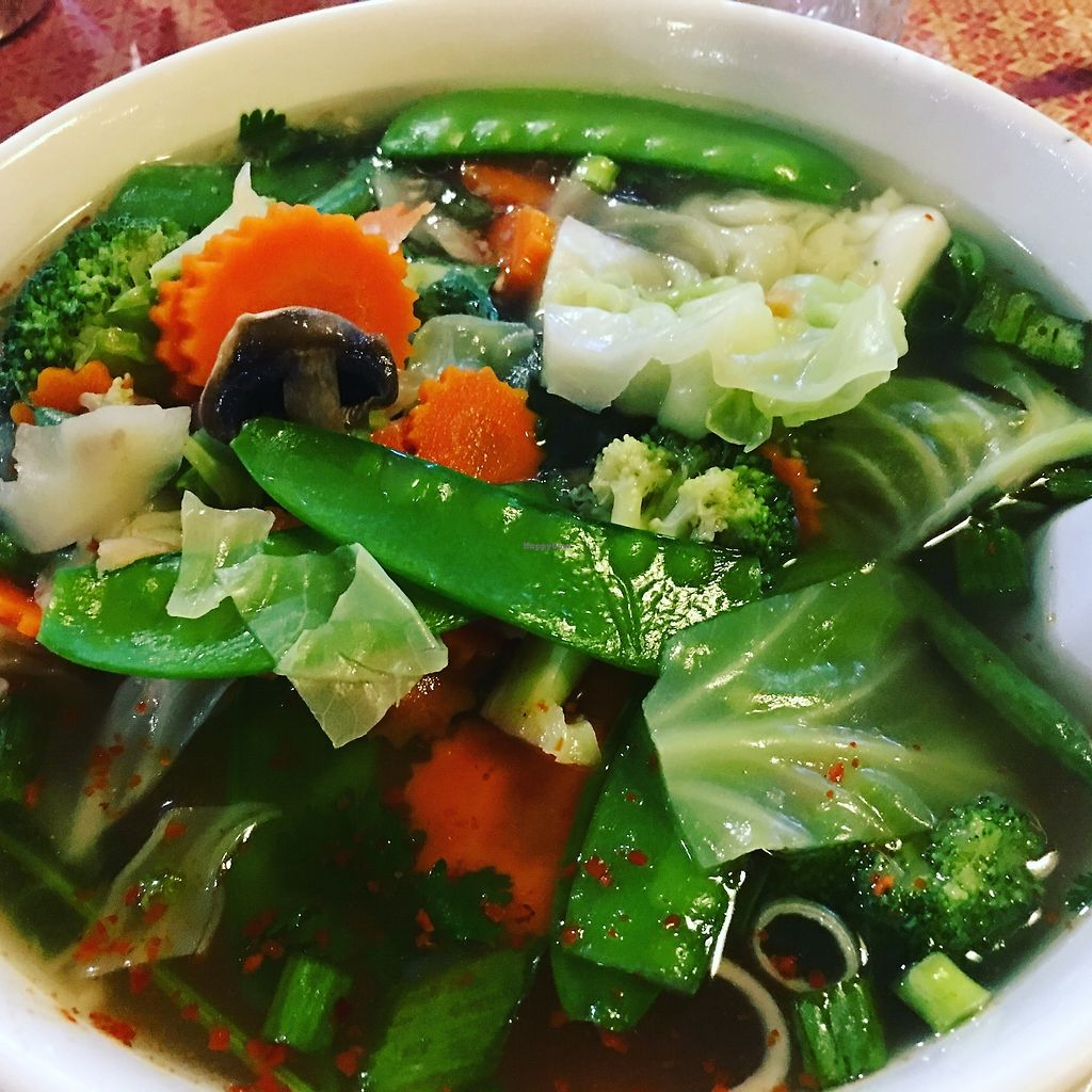 "Photo of Andaman Healthy Thai Cuisine  by <a href=""/members/profile/TraciH"">TraciH</a> <br/>Vegan Pho with Vegetables <br/> November 13, 2017  - <a href='/contact/abuse/image/27885/325314'>Report</a>"