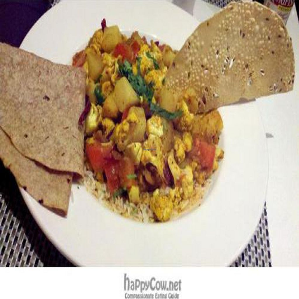 "Photo of CLOSED: Bombay Spice Grill and Wine  by <a href=""/members/profile/SynthVegan"">SynthVegan</a> <br/> September 17, 2011  - <a href='/contact/abuse/image/27891/10677'>Report</a>"