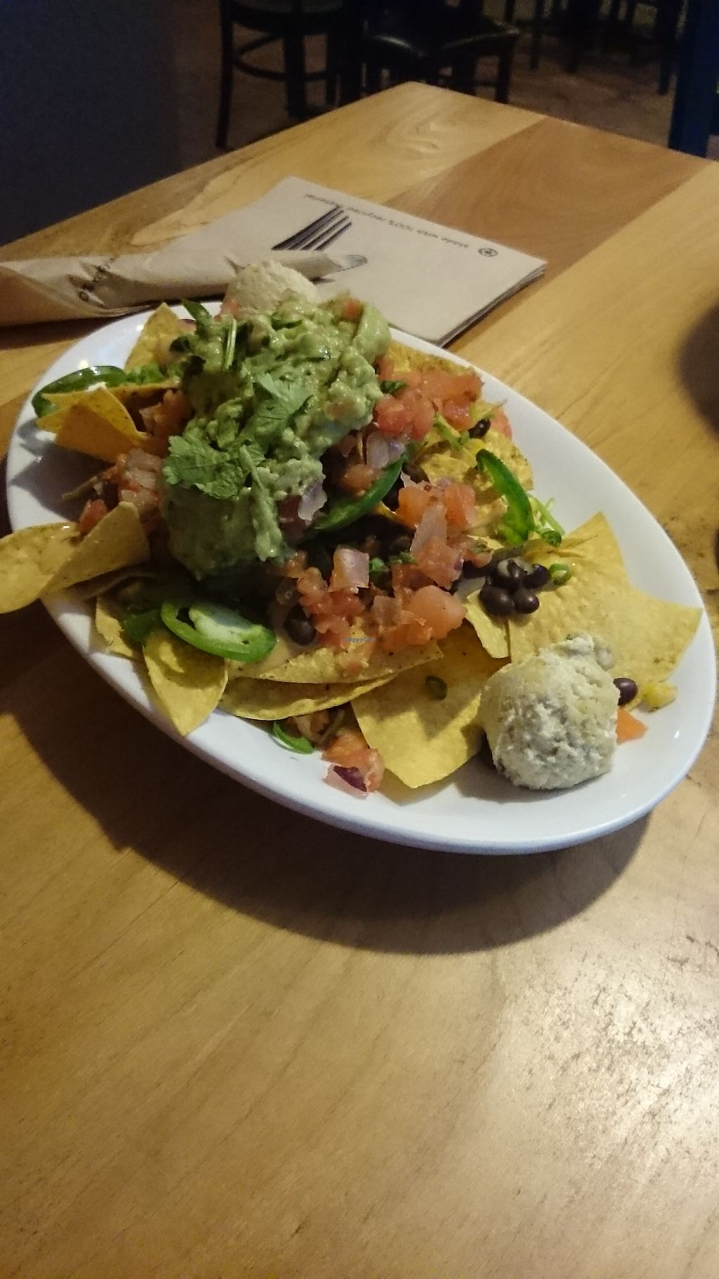 "Photo of Native Foods Cafe - The Loop  by <a href=""/members/profile/ZoraySpielvogel"">ZoraySpielvogel</a> <br/>Native nachos  <br/> January 28, 2018  - <a href='/contact/abuse/image/27913/352040'>Report</a>"