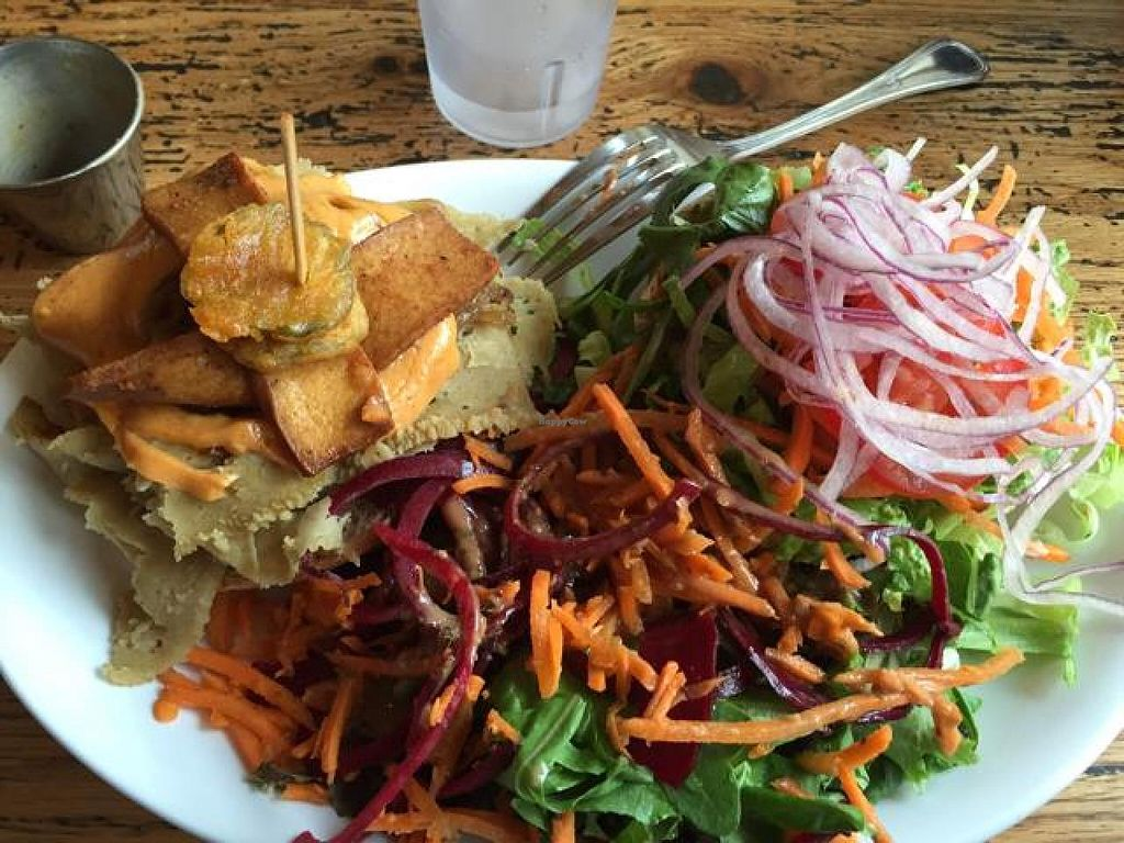 Photo of Native Foods - Lakeview  by drees2014 <br/>Oklahoma Burger  <br/> October 27, 2014  - <a href='/contact/abuse/image/27914/84042'>Report</a>