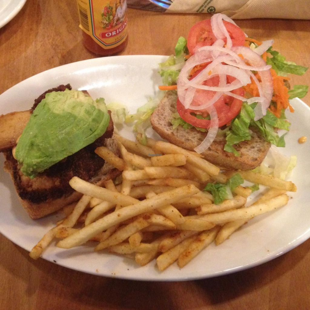 Photo of Native Foods - Lakeview  by CourtneyM <br/>the club sandwich, very tasty! <br/> January 1, 2015  - <a href='/contact/abuse/image/27914/89273'>Report</a>