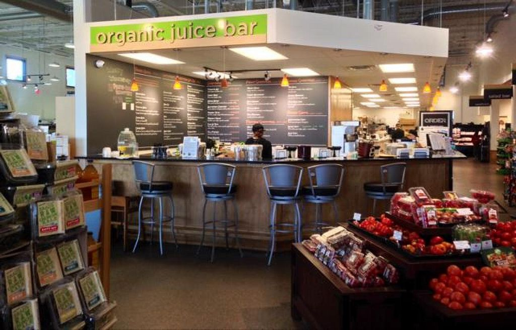 """Photo of Ada's Natural Market & Cafe  by <a href=""""/members/profile/happycowgirl"""">happycowgirl</a> <br/>organic juice & smoothie bar <br/> May 17, 2014  - <a href='/contact/abuse/image/27916/70169'>Report</a>"""