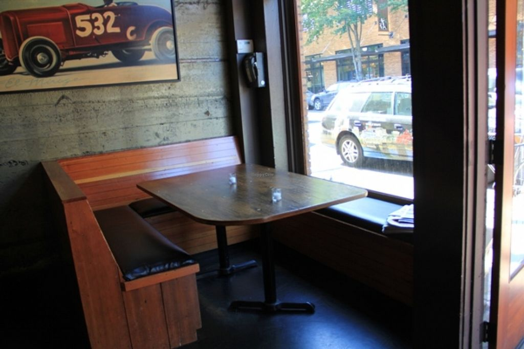 """Photo of Sweet Hereafter  by <a href=""""/members/profile/Julie%20R"""">Julie R</a> <br/>The inside was industrial and cool.  Very clean and welcoming - casual atmosphere <br/> August 29, 2015  - <a href='/contact/abuse/image/27937/115668'>Report</a>"""